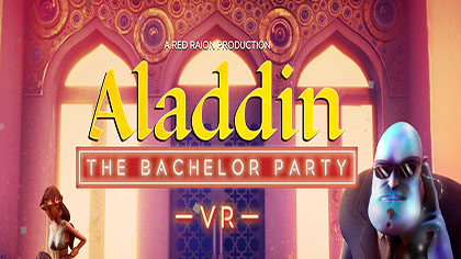 ALADDIN - THE BACHELOR PARTY